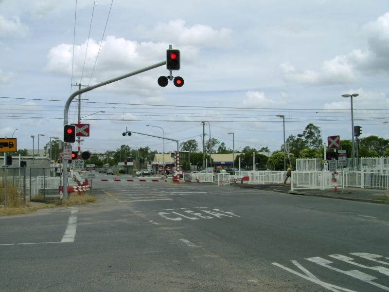 Wacol Level Crossing Comments